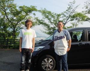 Hadasan and Shoujisan with FREED.JPG