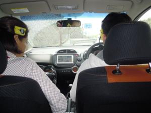 Hinoi drived car.JPG