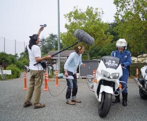 Mukusan and bike.JPG