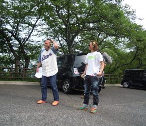 Shouji Kusada Hadasan at parking2.JPG
