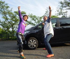 Shouji and Hadasan with FREED.JPG