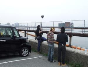 shouji and funaoka in front of race.JPG